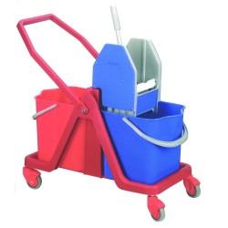 Carro Limpieza - 1 Cubo