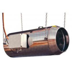 Cañon de Calor Calefactor Gas Propano ASGARD60A
