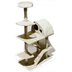 Arbol para gato MQT 80x50x160cm