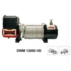 Cabrestante Electrico DRAGON WINCH DWM 13.000 HD - 5.897 Kg