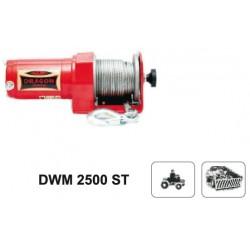 Cabestrante Electrico DRAGON WINCH DWM 2500 ST - 1.133 Kg