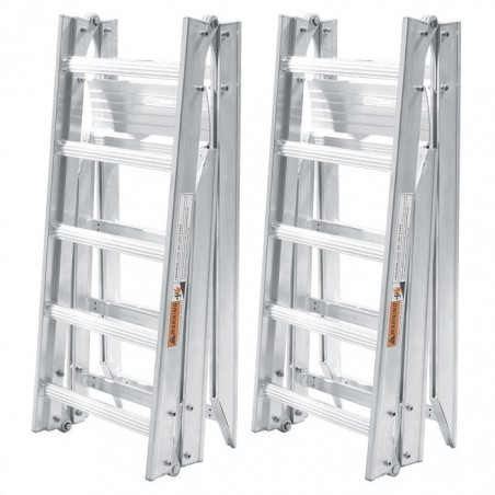 Rampa Aluminio Plegable 540 Kg