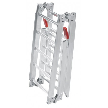 Rampa Aluminio Plegable 270Kg