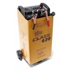 Cargador - Arrancador Profesional - Carga Rapida  MQT 430