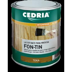 INTEMPERIE CEDRIA FON TIN 4L