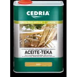 JARDIN CEDRIA ACEITE TEKA 4L