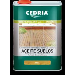JARDIN CEDRIA ACEITE SUELOS 4L