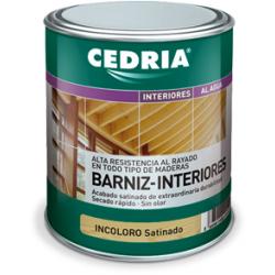 INTERIORES CEDRIA BARNIZ INTERIORES 4L