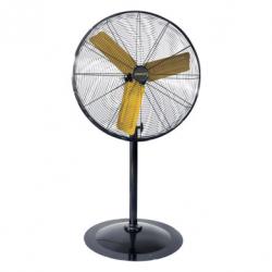 Ventilador de Tambor Industrial - SILENCIOSO