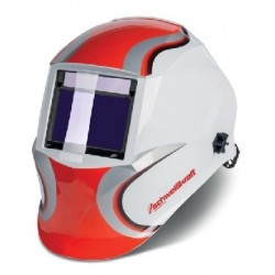 Casco TELWIN Vantage Red XL