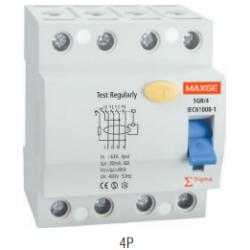Interruptor Diferencial SGR, 40A, 30 mA Clase AC