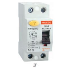 Interruptor Diferencial SGR, 40A, 30mA Clase A