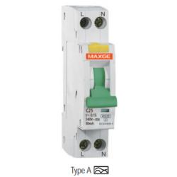 Interruptor Diferencial SGNL, 6A, 30mA Clase A