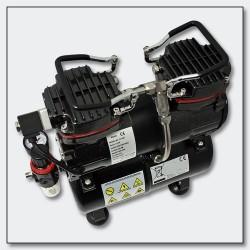 Compresor Profesional Aerografia doble cabezal - Maquituls