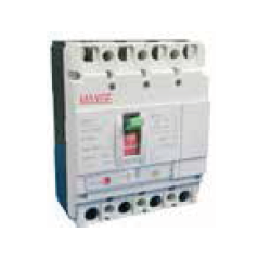 SGM3S Interruptor en caja moldeada Ajuste electromecánico, 4 Polos, 65 kA