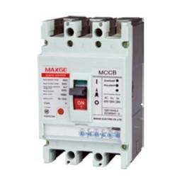 SGM3E Interruptor en caja moldeada Ajuste electromecánico, 3 Polos, 65 kA, Rango:1600 A