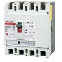 SGM3E Interruptor en caja moldeada Ajuste electromecánico, 4 Polos, 100 kA