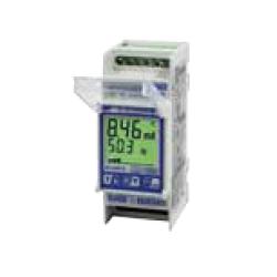 Relés Diferenciales Clase B modular con display LCD. 2 módulos DIN (36mm) 20~60V AC/DC