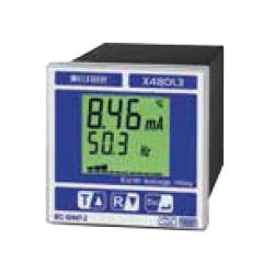 Relés Diferenciales Clase B en panel con display LCD. 72x72mm 230VAC IDn: 50~60Hz