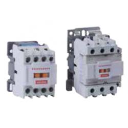 Contactor tripolar 3P mando en AC rango 9~95A 24V AC 4KW