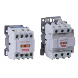 Contactor tripolar 3P mando en AC rango 9~95A 230V AC 20A