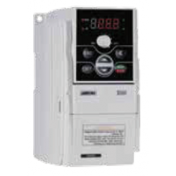 Variador de frecuencia AC Entrada 230V Monofásica Salida 230V Trifásica, 0.4kW, 3A Salida: NO