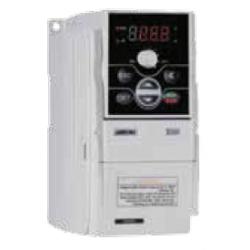 Variador de frecuencia AC Entrada y Salida trifasica 400V AC, 0.75kW, 2.5A