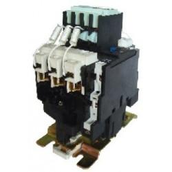Contactor para condensador con mando en AC hasta 60kVAr, 3P 3NO 24V AC