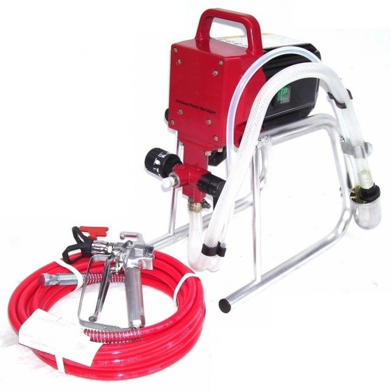 Maquina para pintar Airless - Plastico, Barniz....