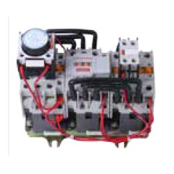 Contactor arrancador estrella-triangulo l-D mando en AC rango 9~95A 400V AC