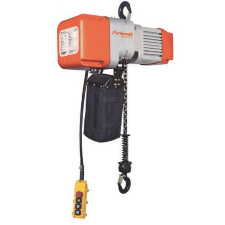 Polipasto Electrico de Cadena UNICRAFT- EKZT 20-2