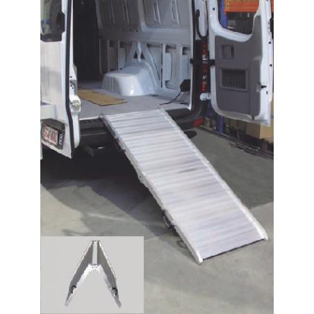 Rampa Aluminio METALWORKS VAP2000