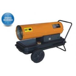 Cañon de calor Calefactor Gasoil  D20T