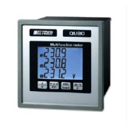 Analizador básico LCD miniaturizado