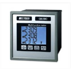 Analizador miniaturizado LCD con medida de THD y comunicación RS485 - 230V AC