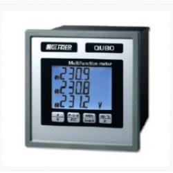 Analizador miniaturizado LCD para redes monofásicas en corriente alterna - 230V AC