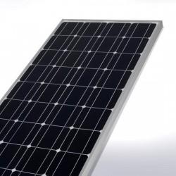 Placa Solar Fotovoltaica  100 Watios - Monocristalina