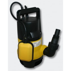 Bomba de Achique Sumergible 400Watt - 7500 L-h -35 mm
