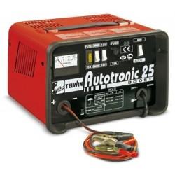 Cargador Baterias Profesional Telwin Autotronic 25 Boost
