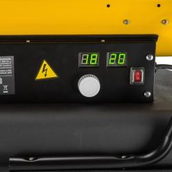 Cañon de calor Calefactor Gasoil D50T