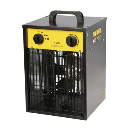 Calefactor Electrico Ventilacion 3 kW - 230 V