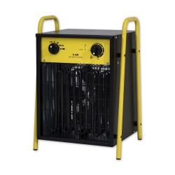 Calefactor Electrico Ventilacion 4,5 – 9 kW - 400 V