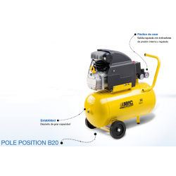 Compresor ABAC POLE POSITION B20