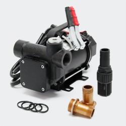Bomba Gasoil con Manguera AUTOMATICA y Contador INCLUIDOS - 60 l/min - Autoaspirante