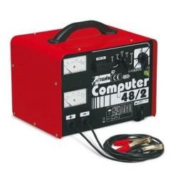 Cargador de baterias TELWIN- COMPUTER 48/2 Prof