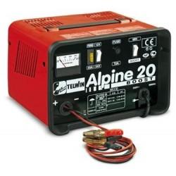 Cargador de baterias TELWIN- ALPINE 20 BOOST