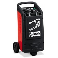 Cargador-Arrancador TELWIN- DYNAMIC 320 START