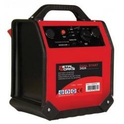 Arrancador de baterias METALWORKS- DUAL START 3424