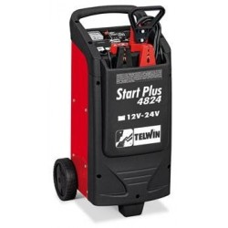 Arrancador de baterias METALWORKS- START PLUS 4824