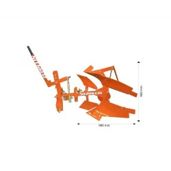 Arado Monosurco Reversible ZEPPELIN